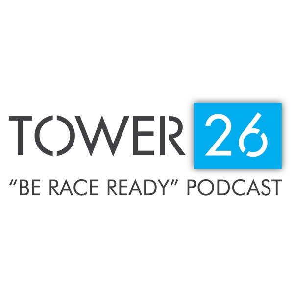 Triathlon Swimming with TOWER 26- Be Race Ready Podcast