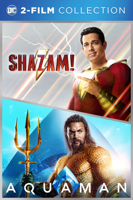 Shazam/Aquaman 2-Film Bundle HD Download