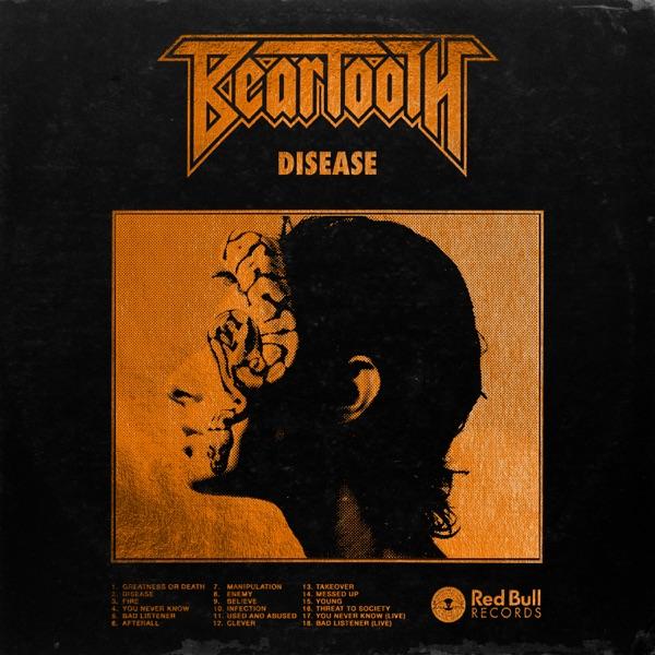 Beartooth - Disease (Deluxe Edition) (2019)