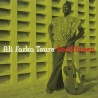 Ali Farka Touré - Red & Green artwork