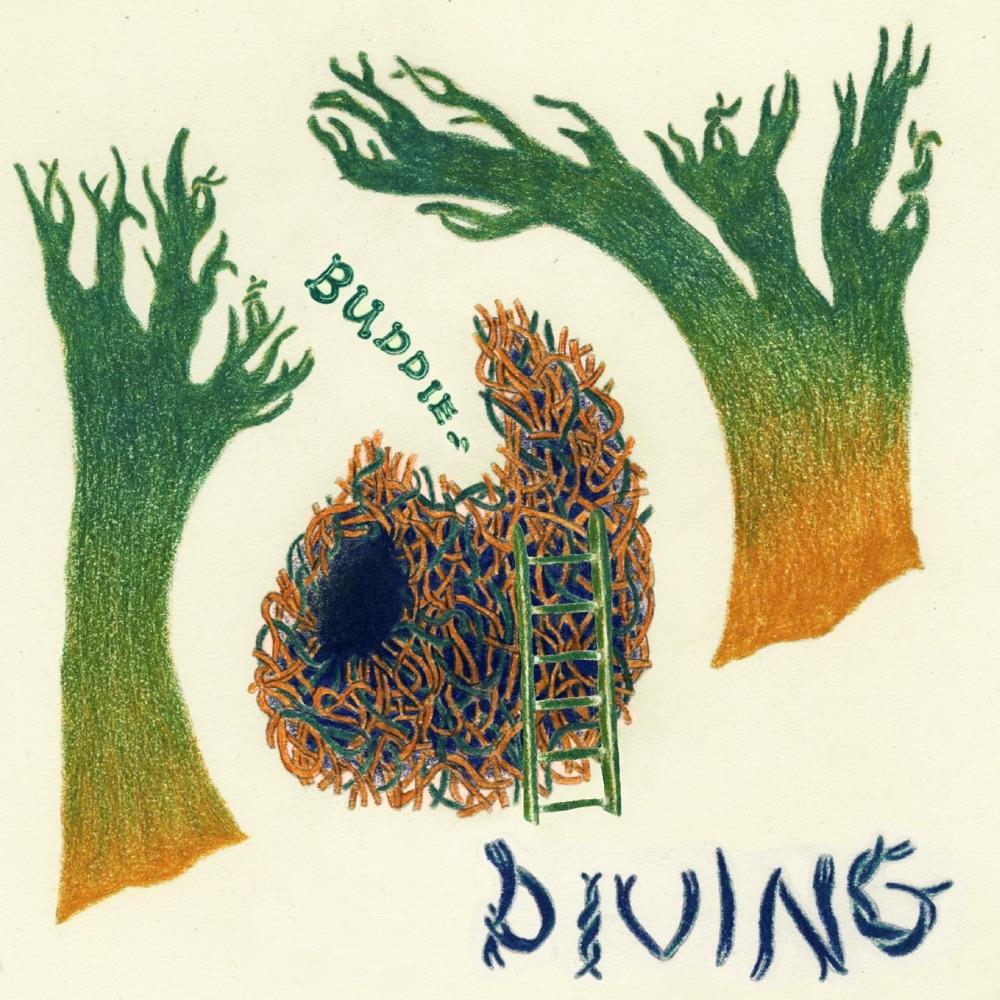 Diving by Buddie