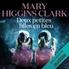 Deux petites filles en bleu