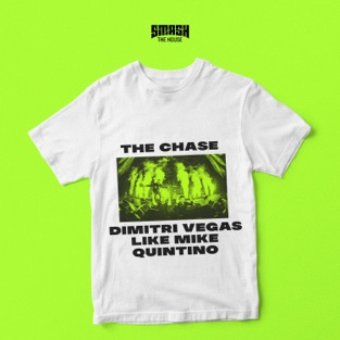 Dimitri Vegas & Like Mike & Quintino – The Chase – Single [iTunes Plus AAC M4A]