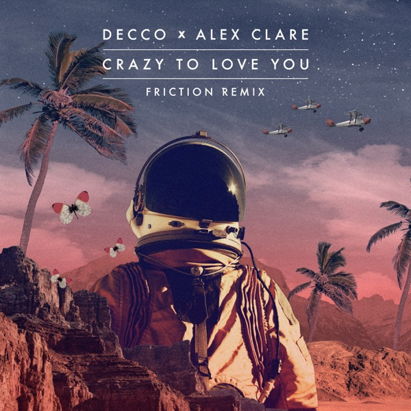 Crazy to Love You (Friction Remix) - Single