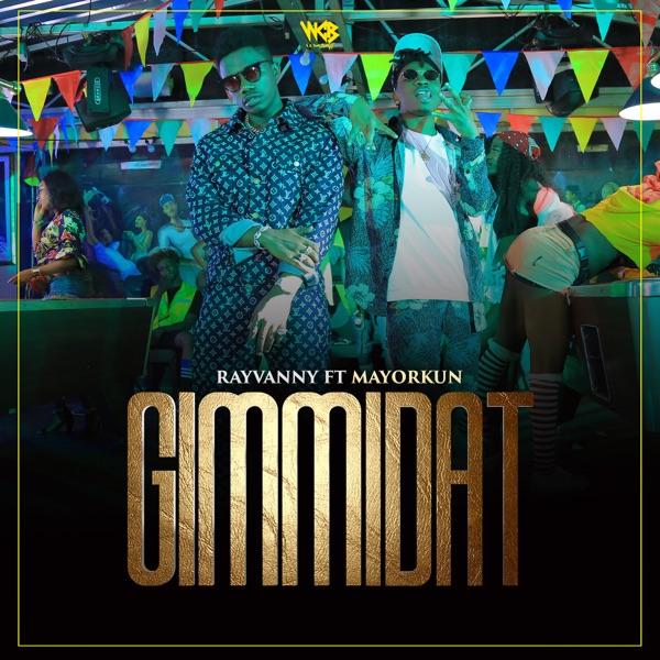 Gimmidat (feat. Mayorkun) - Single