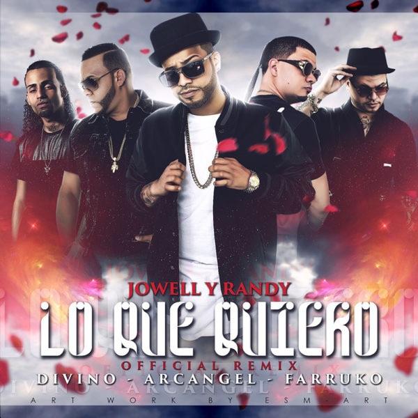 Lo Que Quiero (Remix) [feat. Arcangel, Farruko & Divino] [Remix] - Single
