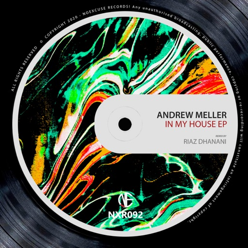 In My House - EP by Andrew Meller