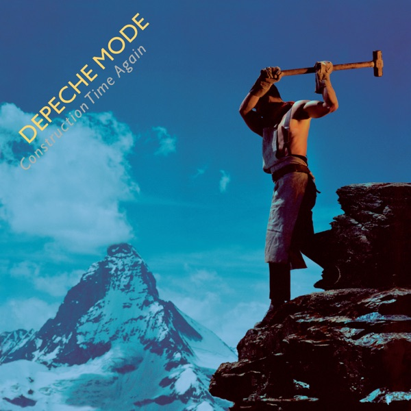 Depeche Mode mit More Than a Party