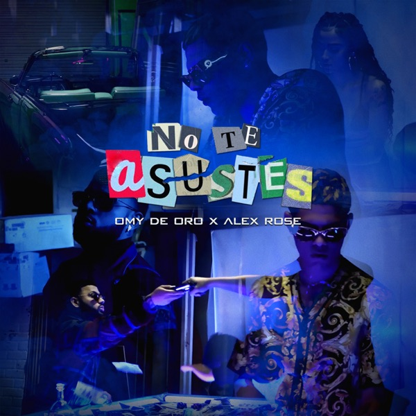 No Te Asustes - Single