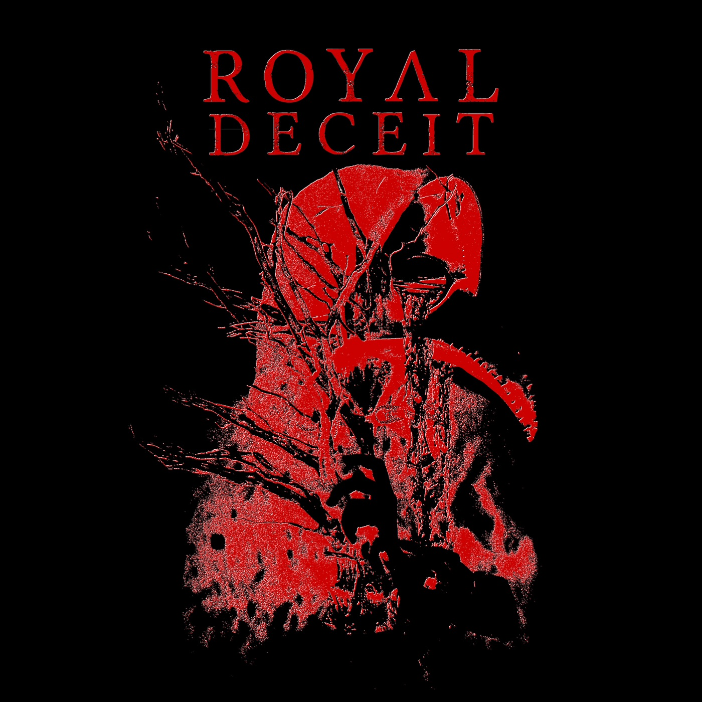 Royal Deceit - Echoes of Hate [single) (2019)