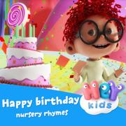 Happy Birthday (Song for Children) - HeyKids Nursery Rhymes