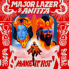 Major Lazer & Anitta - Make It Hot ilustración