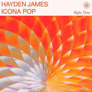 Hayden James & Icona Pop - Right Time