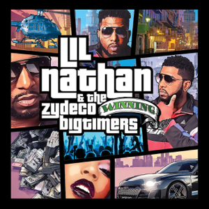 Lil' Nathan & The Zydeco Big Timers - I'm a Flirt