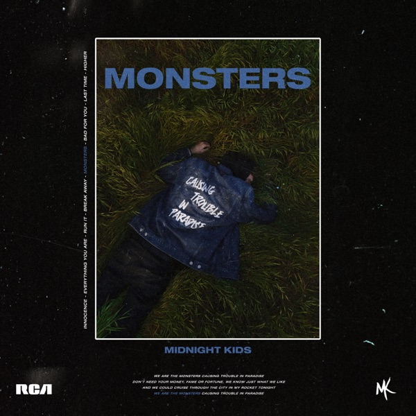 Monsters - Single