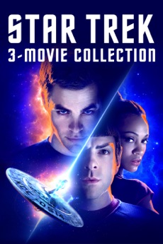 Star Trek 3-Movie Collection Bundle with Bonus Content (4K UHD Digital)