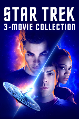 Star Trek 3-Movie Collection HD Download