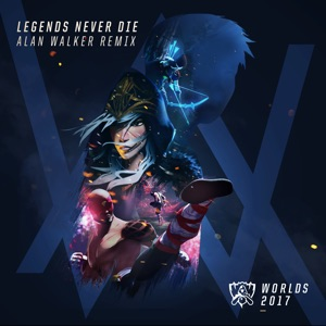 League of Legends - Legends Never Die feat. Against the Current & Mako