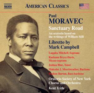 Paul Moravec: Sanctuary Road (Live)