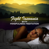 Trouble Sleeping Music Universe & Deep Sleep Hypnosis Masters - Fight Insomnia with Mindfulness Meditation - Music for a Mind Calming Practice artwork