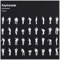 KAYTRANADA & VanJess - Dysfunctional artwork