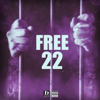 D-Block Europe - Free 22 artwork