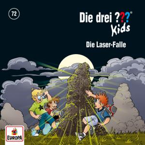 Die drei ??? Kids - Folge 72: Die Laser-Falle