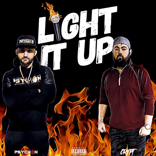 Light It Up (feat. Crypt) - Single