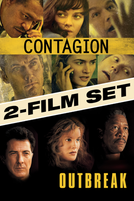 Contagion & Outbreak - 2-Film Collection Movie Synopsis, Reviews
