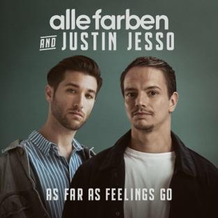 Alle Farben & Justin Jesso - As Far as Feelings Go - Single