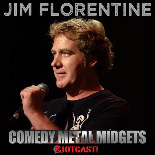 Cover image of Jim Florentine's 'Comedy Metal Midgets'