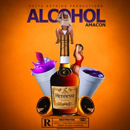Alcohol - Single by Amacon