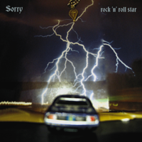Sorry - Rock 'n' Roll Star artwork