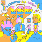 Genius (feat. Lil Wayne, Sia, Diplo & Labrinth) [Lil Wayne Remix] - LSD