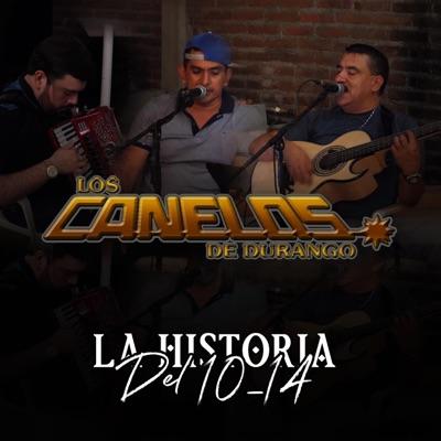 La Historia Del 10-14 - Single - Los Canelos de Durango