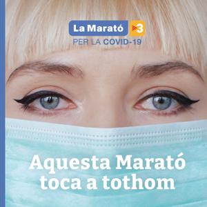 Varios Artistas - El Disc de la Marató 2020: Per la Covid-19 (Aquesta Marató Toca a Tothom)