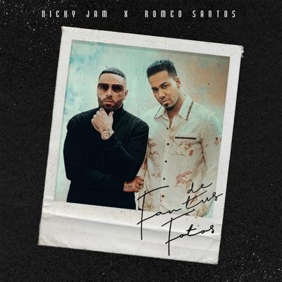 Nicky Jam & Romeo Santos - Fan de Tus Fotos