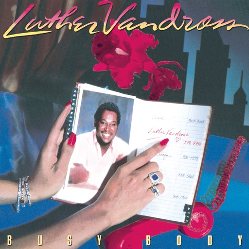 Art for I Wanted Your Love by Luther Vandross