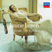The Four Seasons, Concerto No. 1 In E Major, RV 269 Spring : I. Allegro Janine Jansen, Candida Thompson, Henk Rubingh, Julian Rachlin, Stacey Watton, Maarten Jansen, Liz Kenny & Jan Jansen - Janine Jansen, Candida Thompson, Henk Rubingh, Julian Rachlin, Stacey Watton, Maarten Jansen, Liz Kenny & Jan Jansen