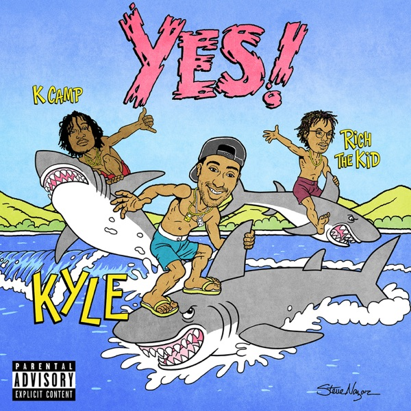 YES! (feat. Rich The Kid & K CAMP) - Single