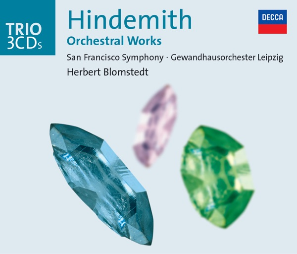 Hindemith: Orchestral Works