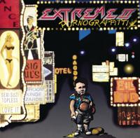 Extreme - Extreme II - Pornograffitti artwork