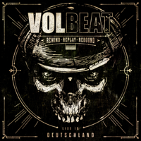Volbeat - Rewind, Replay, Rebound (Live in Deutschland) artwork