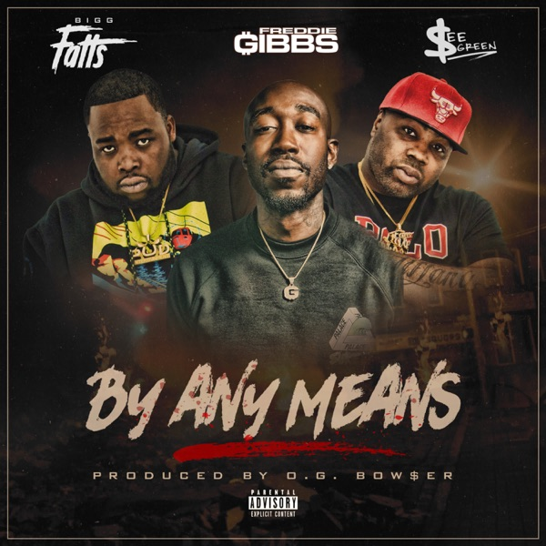 By Any Means - Single