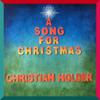 Christian Holder - A Song for Christmas  artwork
