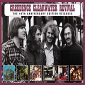 Creedence Clearwater Revival - Born On the Bayou (feat. Booker T. & The M.G.'s)