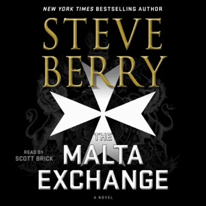 The Malta Exchange - Steve Berry audiobook, mp3