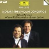 Itzhak Perlman - Mozart: Violin Concerto No.3 In G, K.216 - 1. Allegro - Cadenza: Sam Franko