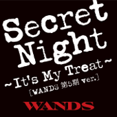 Secret Night~It's My Treat~ [WANDS 第五期 ver.]
