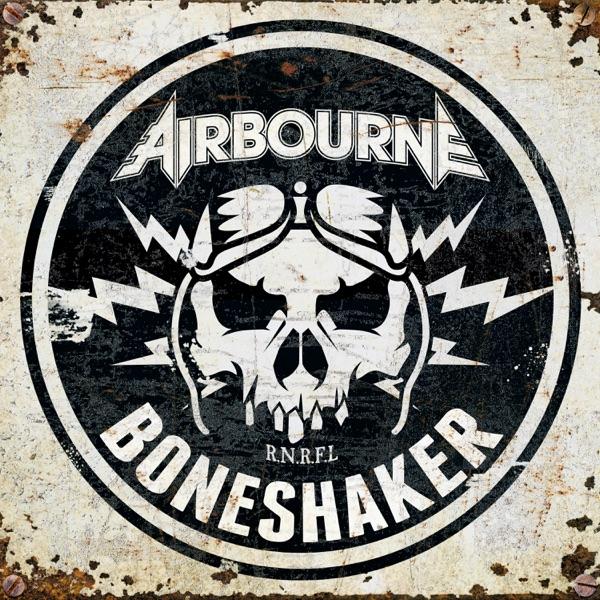 Airbourne mit Backseat Boogie